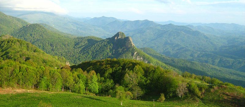 Гора Два Брата Горы и скалы Туапсинского района Гора Два  гора Два Брата автор stanislas07