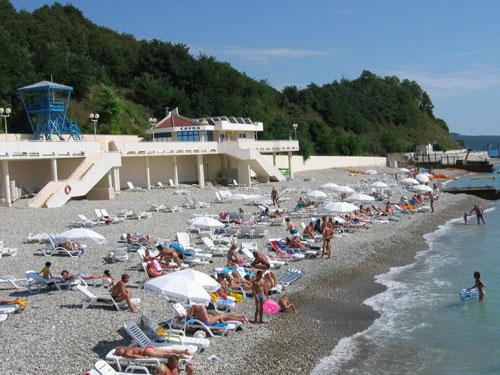 Курорт Небуг Отдых и туризм в Небуге