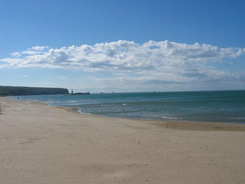 гаспра фото пляжа набережной