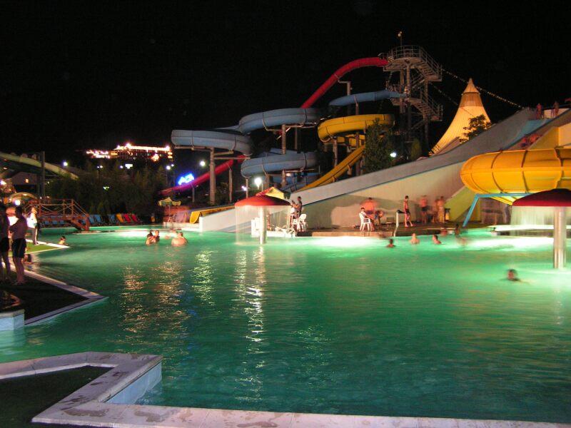 фото небуг аквапарк